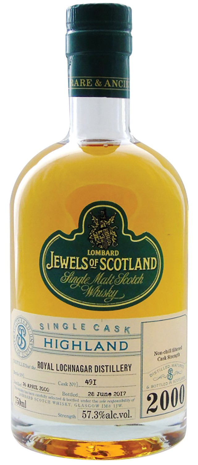 Jewels of Scotland