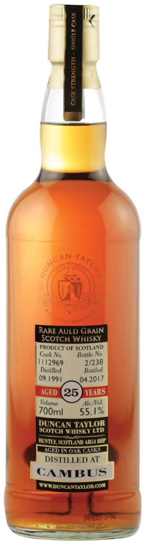 Duncan Taylor Rare Auld