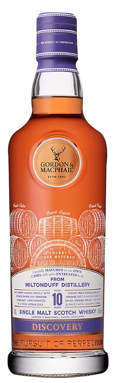 Gordon & MacPhail Discovery