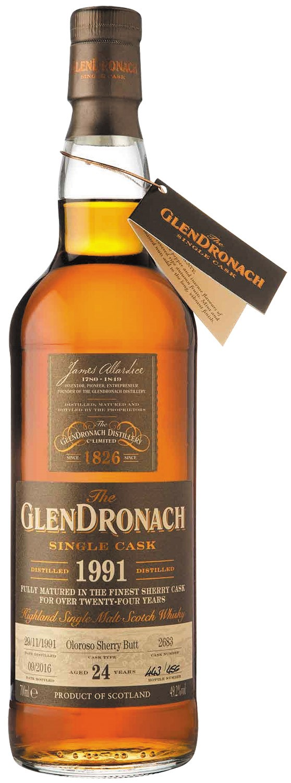 The GlenDronach