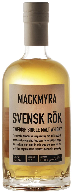 Svensk Rök/Amerikanska Ek