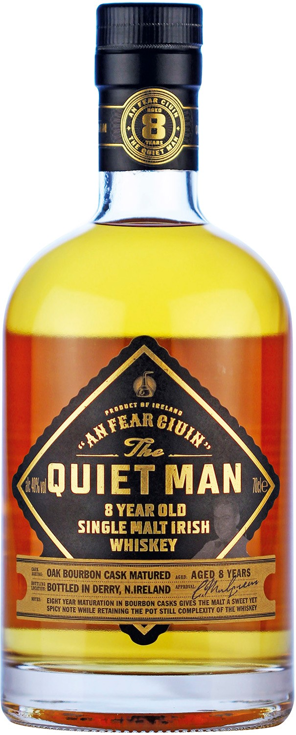 "The Quiet Man ""An Fear Ciuin"""
