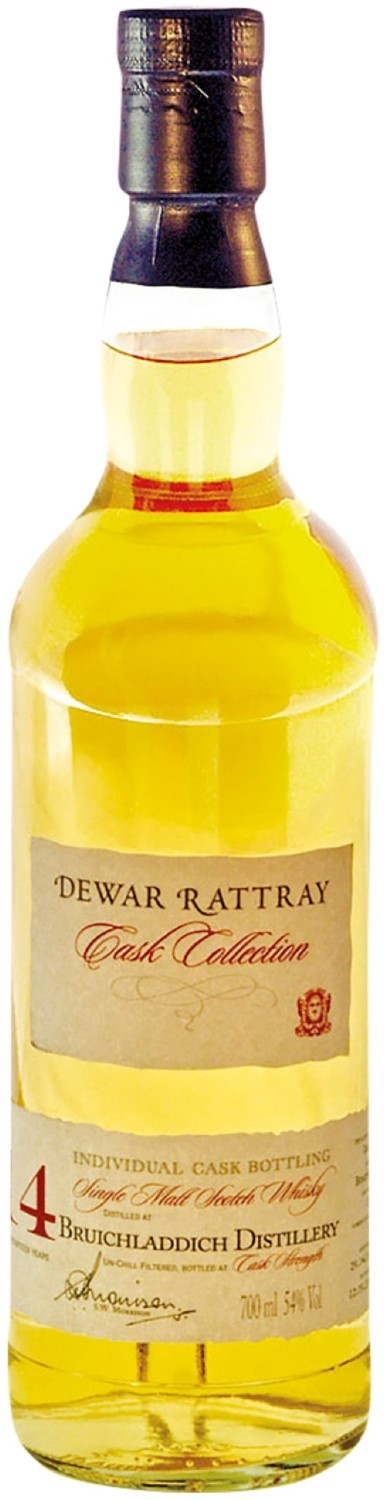 Dewar Rattray Cask Collection