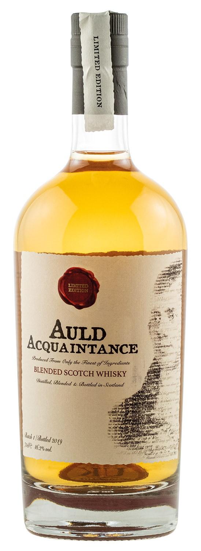 Auld Acquaintance