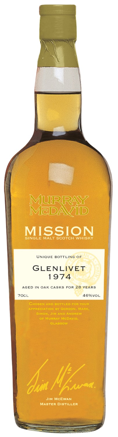 Murray McDavid Mission
