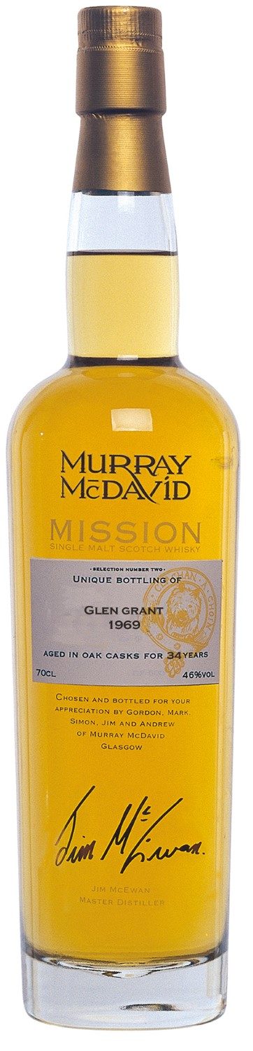 Murray McDavid Mission II