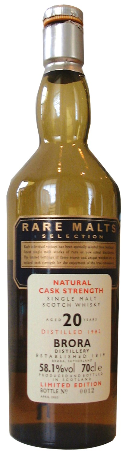 Rare Malts Selection