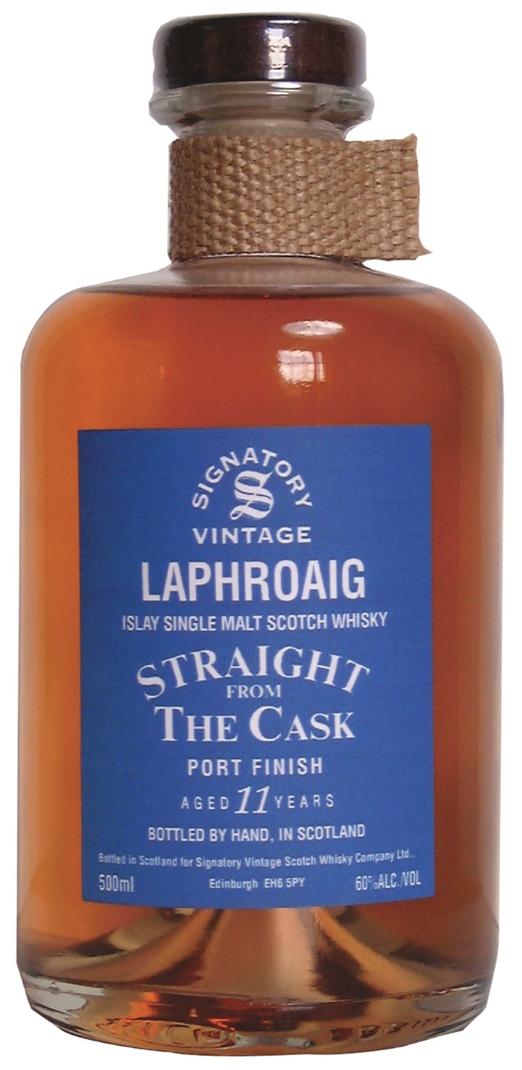 Signatory Straight from the Cask