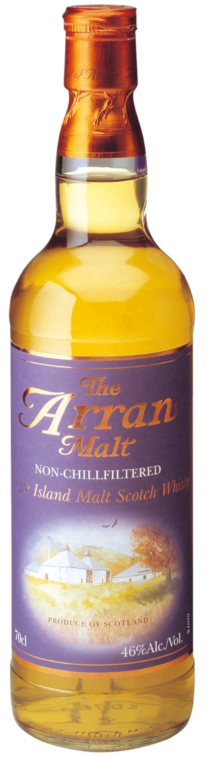 The Arran Malt