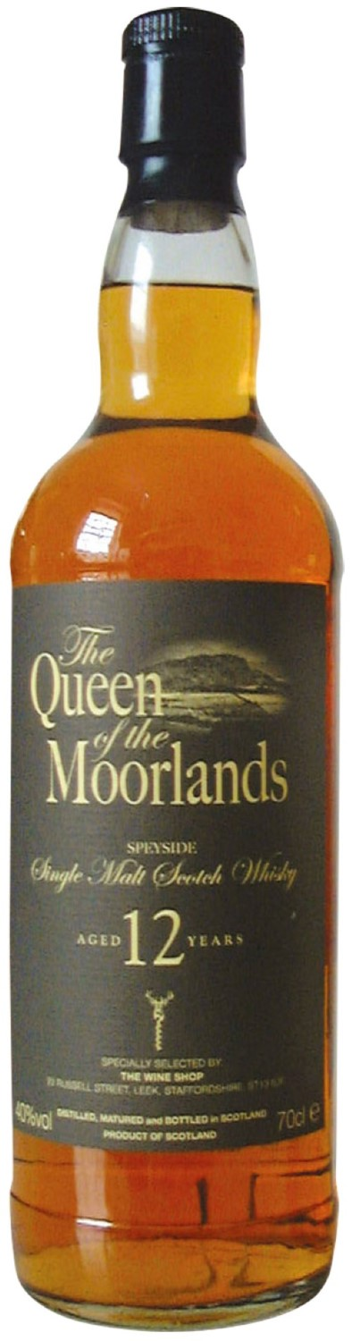 The Queen of the Moorlands