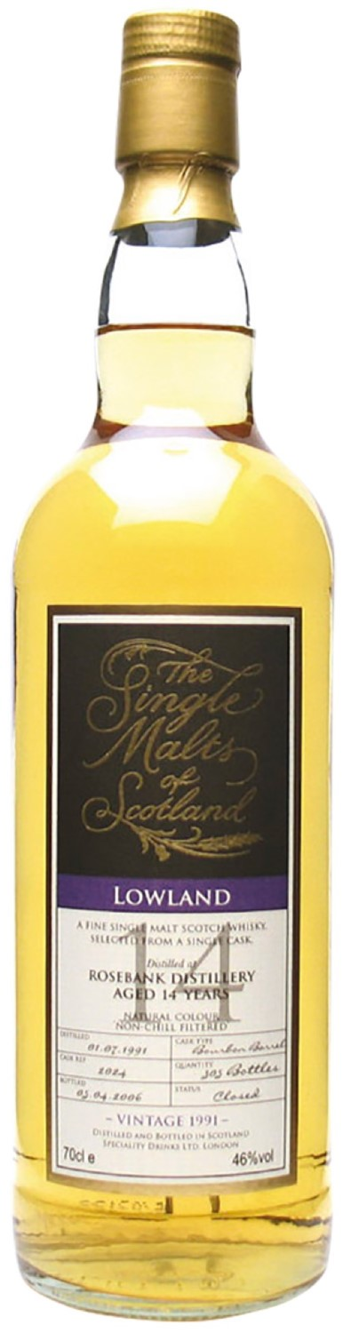 The Single Malts of Scotland