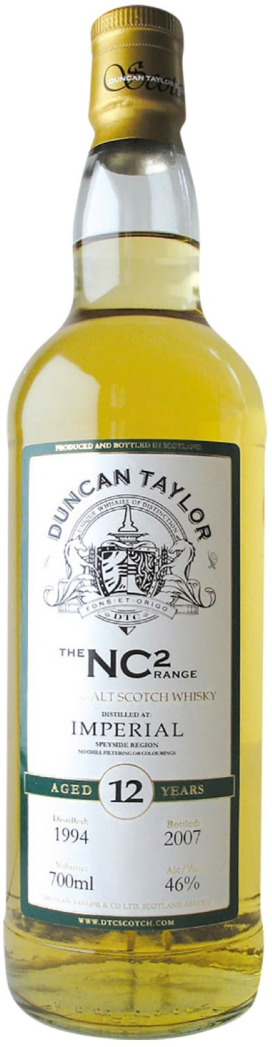 Duncan Taylor, The NC2 Range