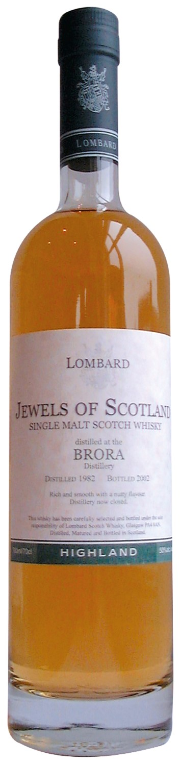 Lombard Jewels of Scotland