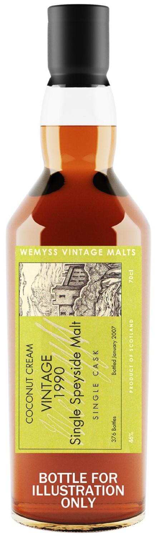 Wemyss Vintage Malts
