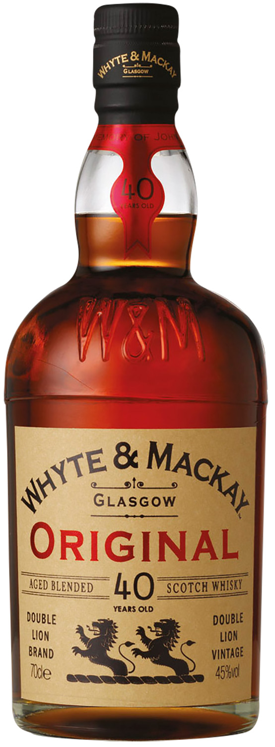 Whyte & Mackay Original 40 Years Old