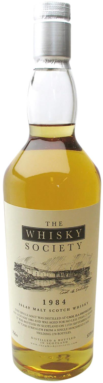 The Whisky Society