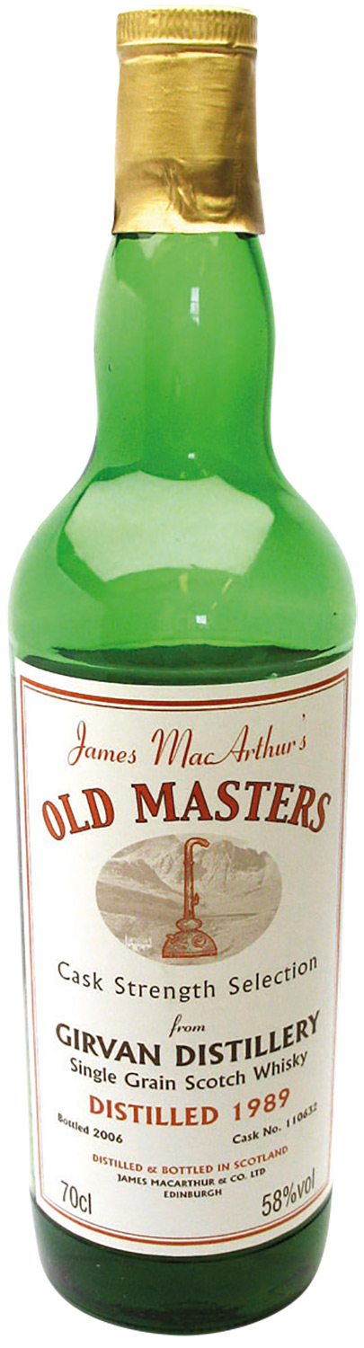 James MacArthur's Old Masters