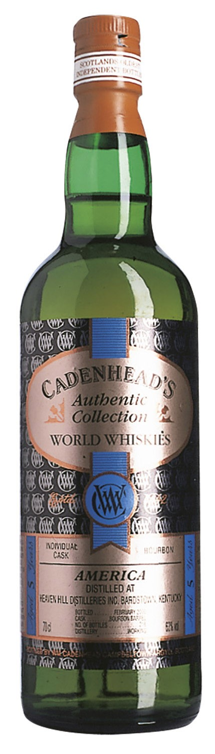 Cadenhead's Authentic Collection