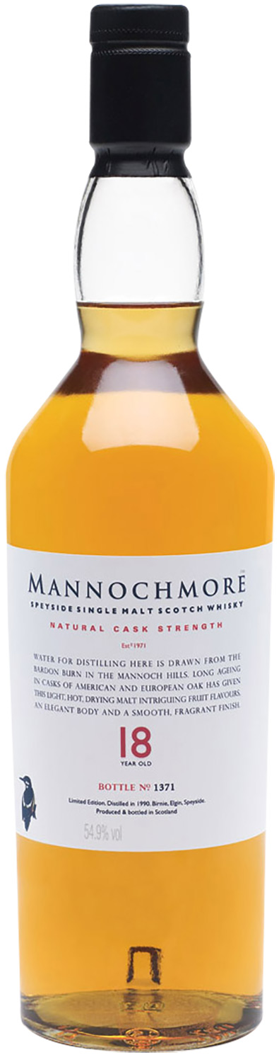 Mannochmore 18 Years Old