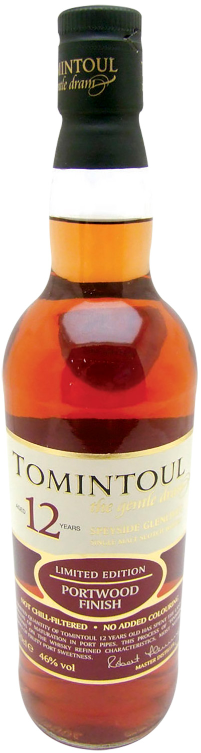 Tomintoul 12 Years Old Portwood