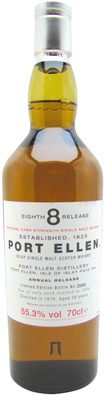 Port Ellen 29 Years Old