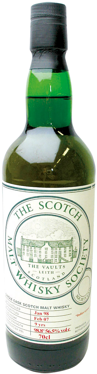 Scotch Malt Whisky Society The Sting of a bee 42.5 1973 33 Years Old
