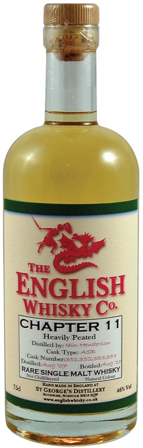 The English Whisky Co