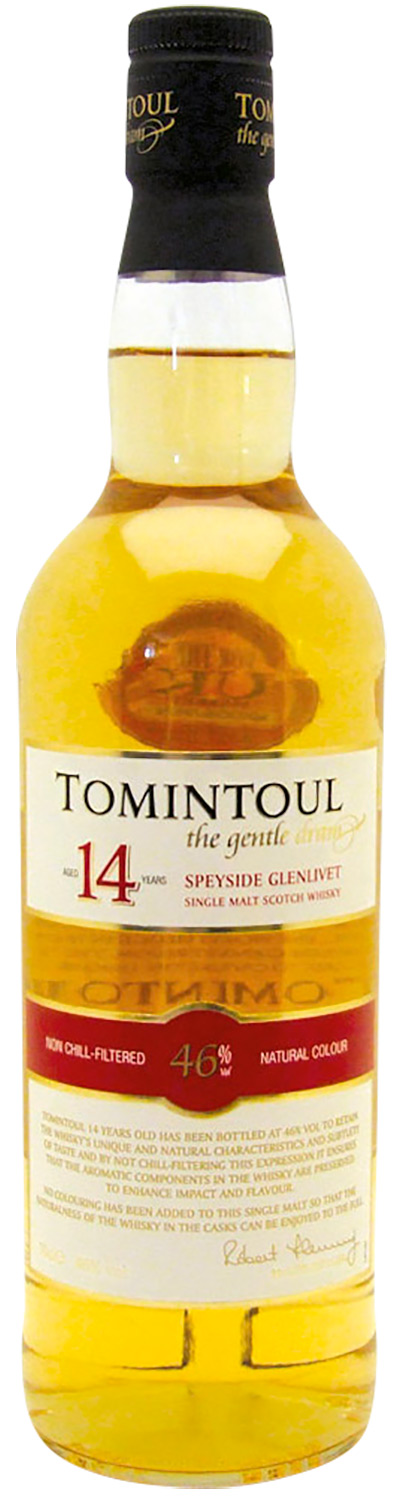 Tomintoul 1995 14 Years Old