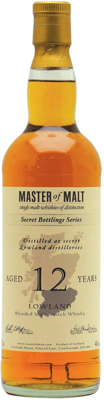 Secret Bottlings Series 12 Years Old