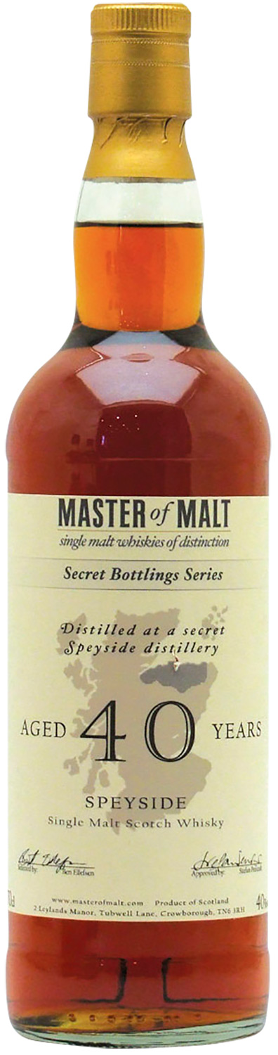 Secret Bottlings Series 40 Years Old