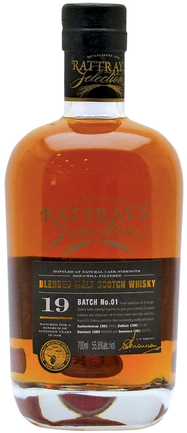 Rattray's Selection Blended Malt