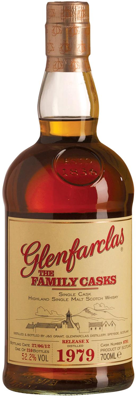 Glenfarclas The Family Casks
