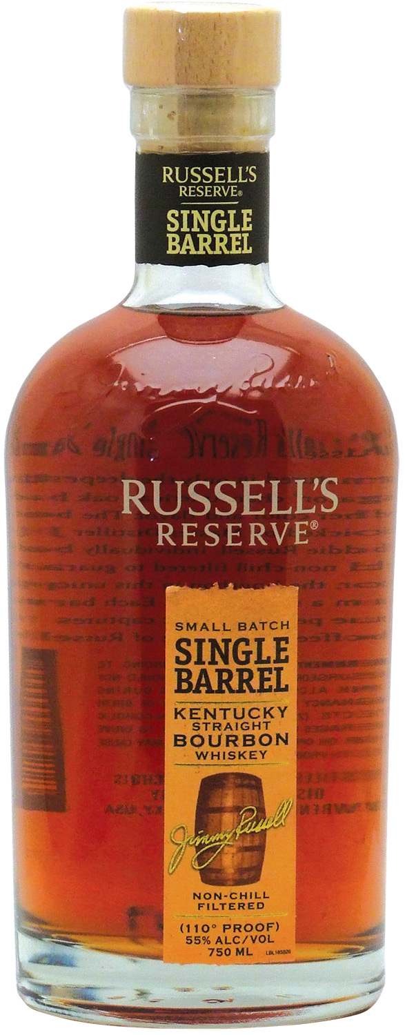 Russell's Reserve Small Batch Single Barrel