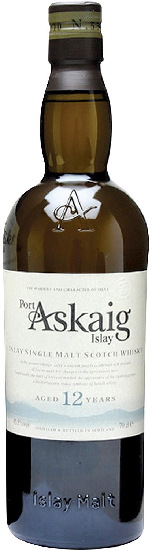 Port Askaig Cask Strength 12 Years Old