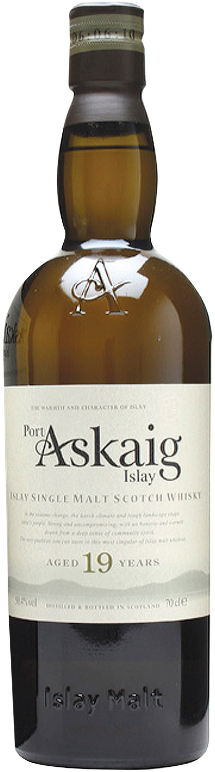 Port Askaig Cask Strength 19 Years Old