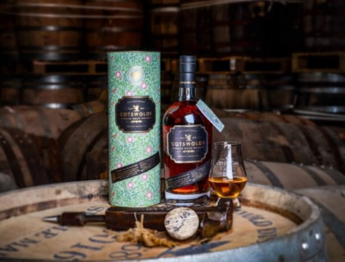 Cotswolds Distillery launches new Hearts and Crafts expression