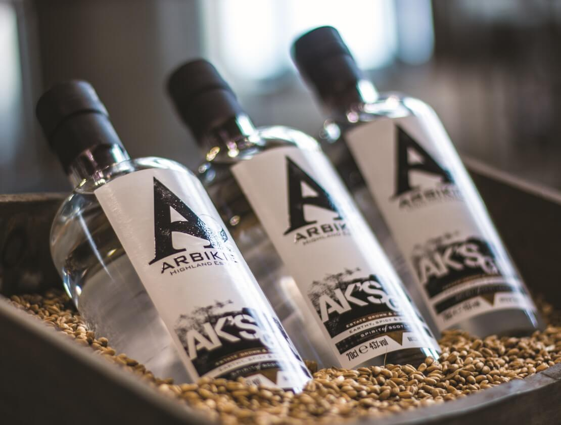Arbikie Distillery provides support to MND fundraising