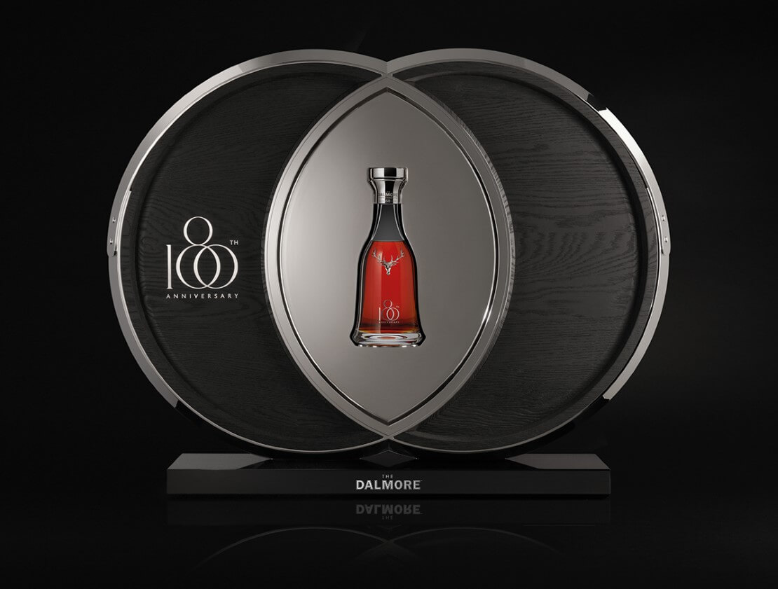 The Dalmore 60 Years Old 180th Anniversary edition