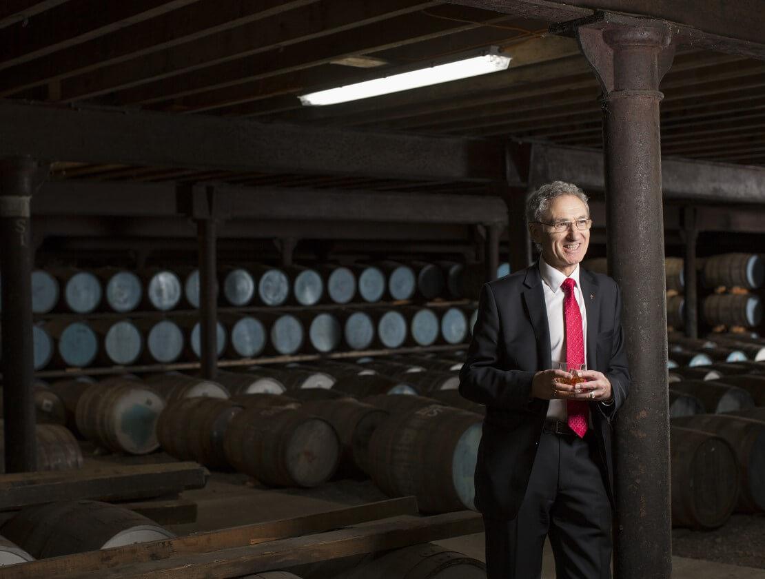 Dennis Malcolm, Glen Grant master distiller