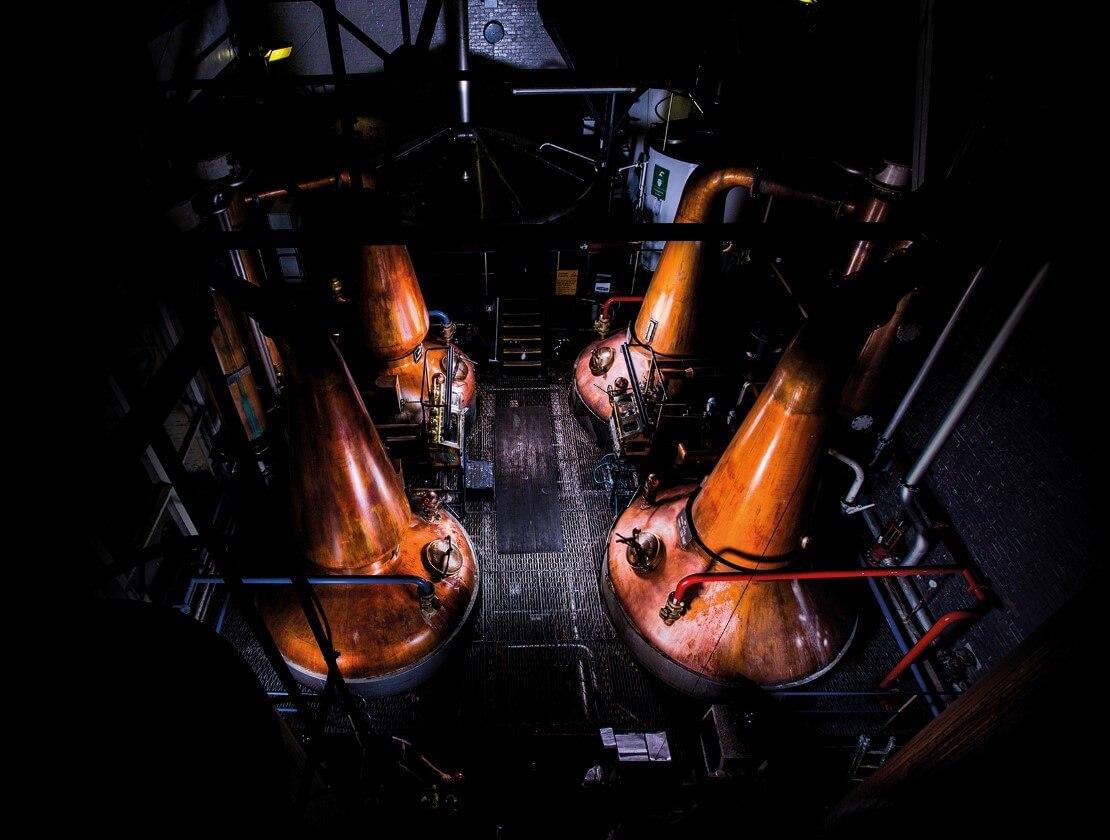 The ongoing flux of evolution at Tullibardine Distillery