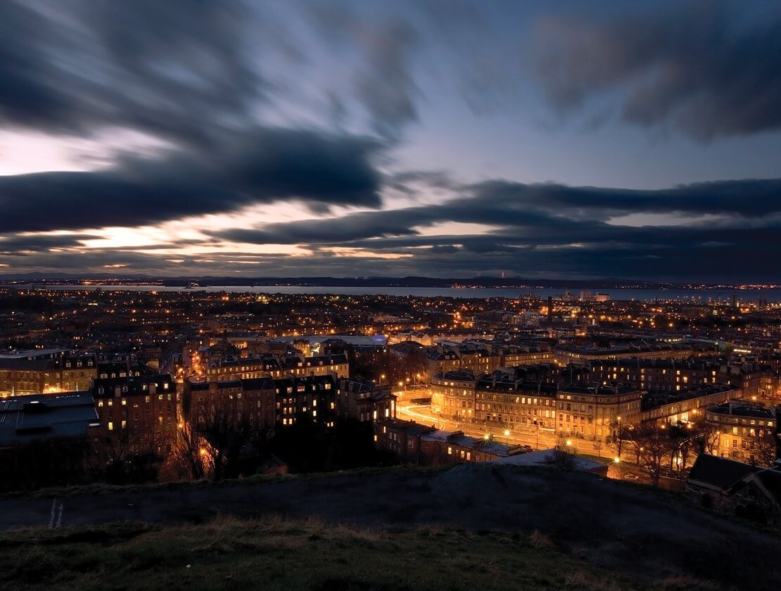 Drams & culture in Auld Reekie