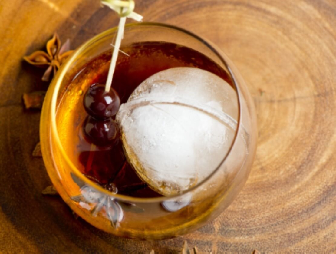 Cocktail of the Week: Black Cherry Bourbon Cola