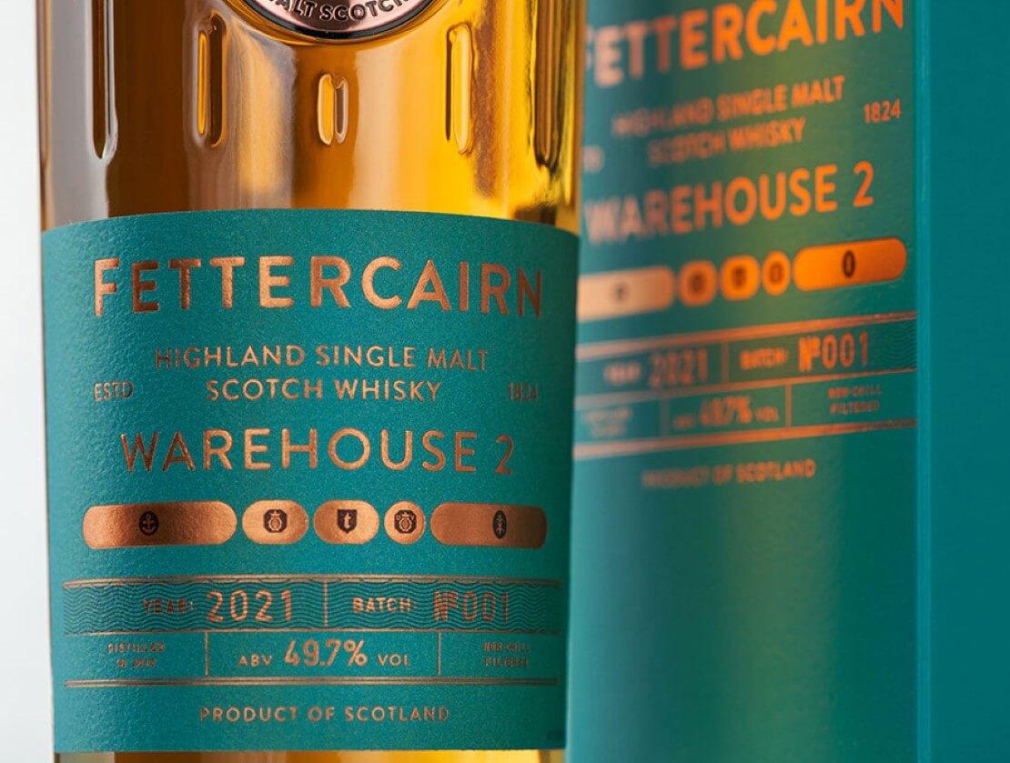 Fettercairn Distillery unveils first small batch series