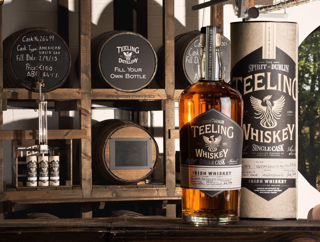 Teeling release new Single Pot Still whiskey