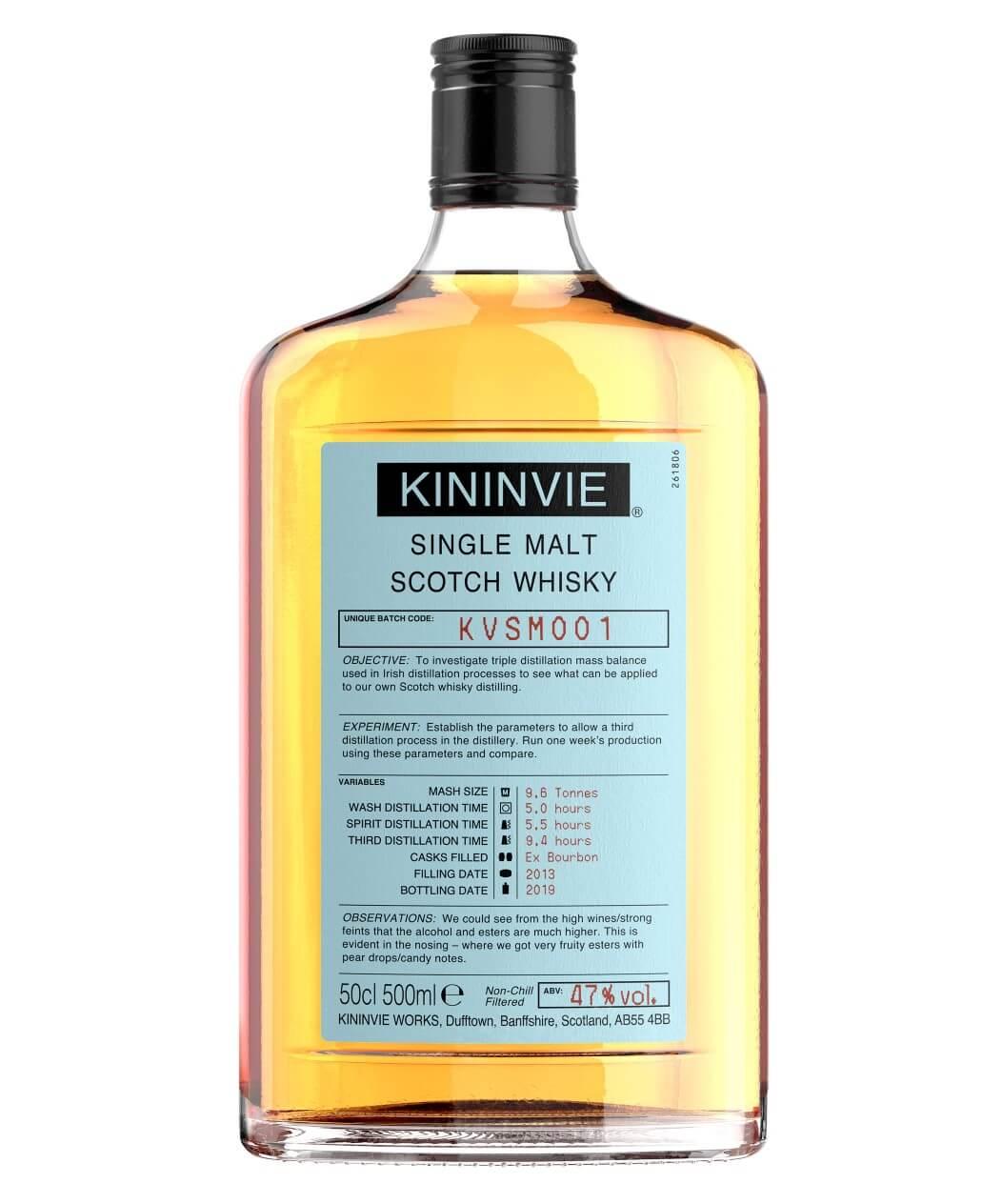 Kininvie single malt