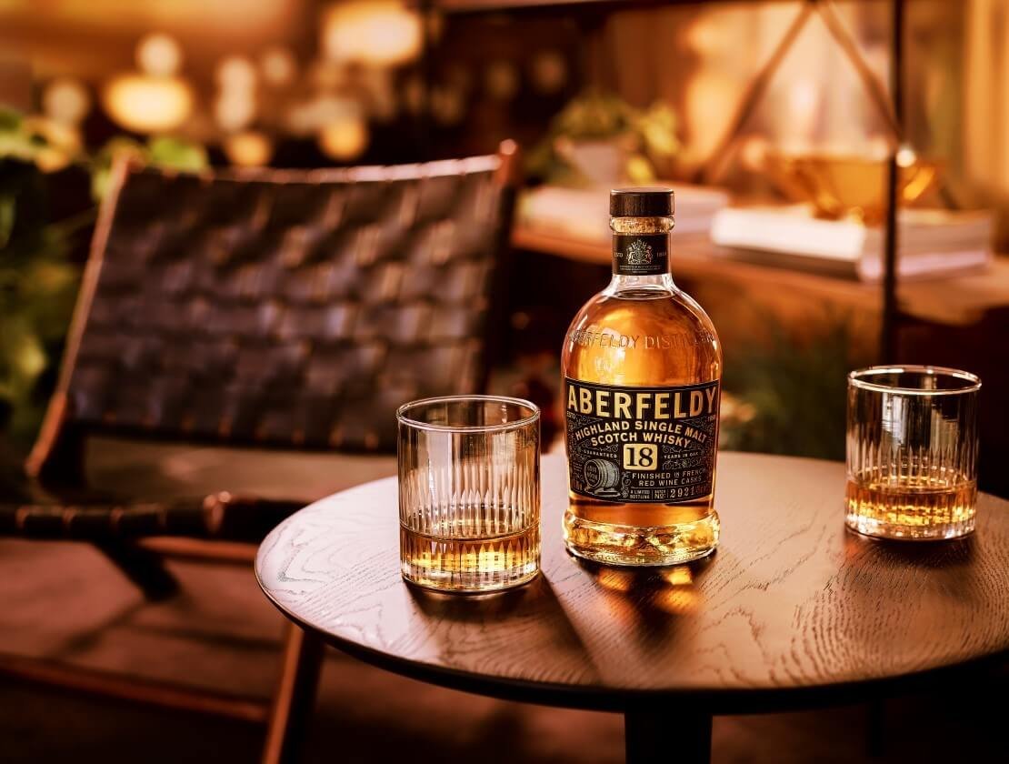 Aberfeldy releases latest limited-edition bottling