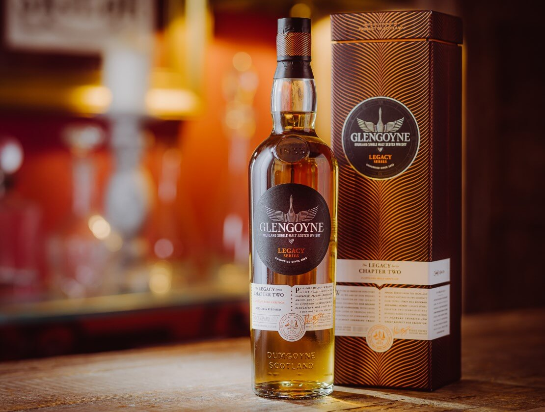 Glengoyne reveals new look and 100% recyclable packaging