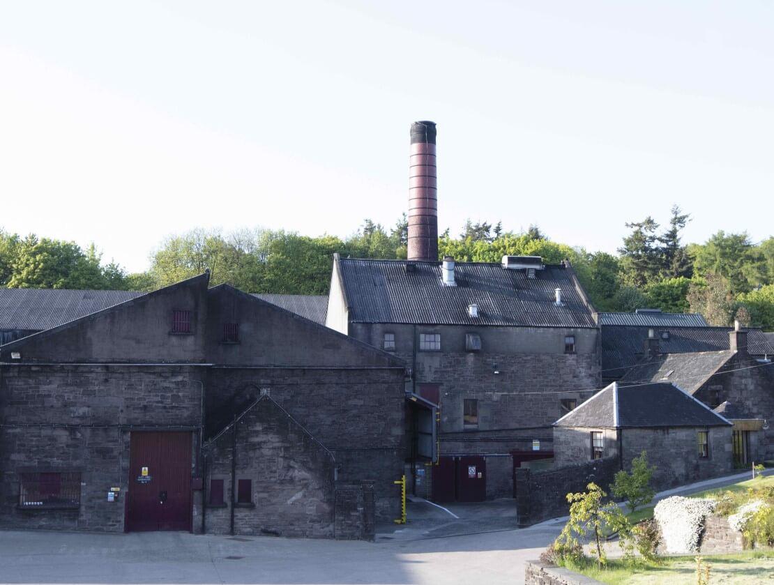 Angus Dundee Distillers restores unique Glencadam Distillery heritage piece