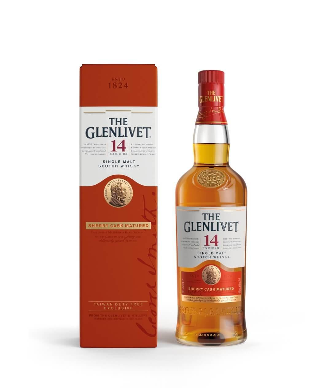 The Glenlivet 14 Year Old