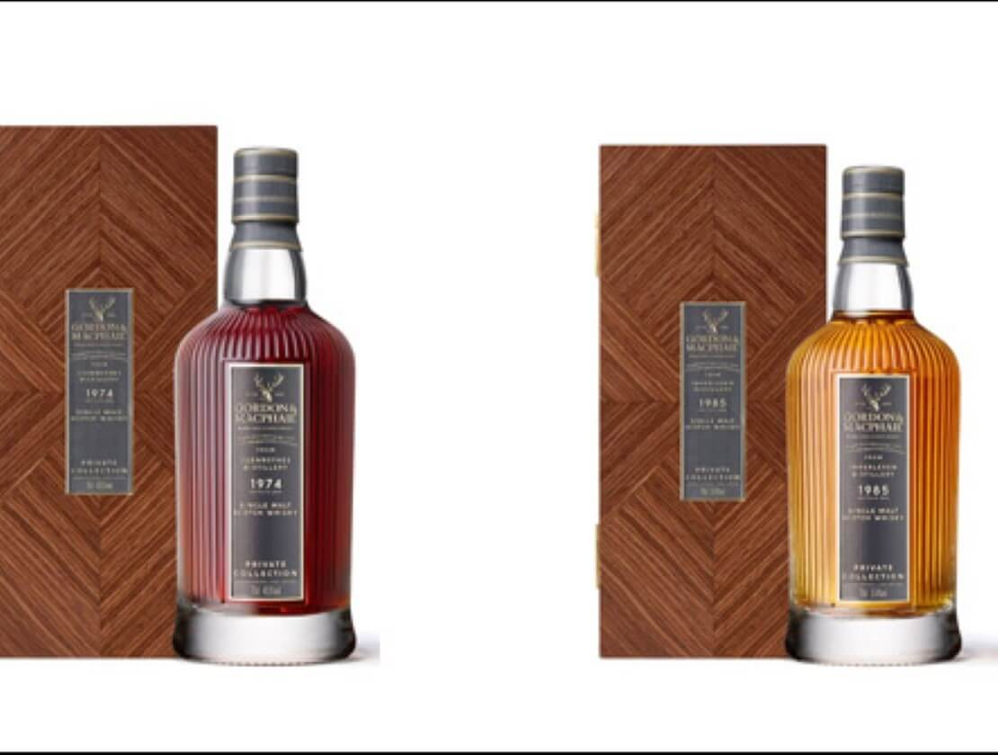 Gordon & MacPhail celebrates its Private Collection range with a new look